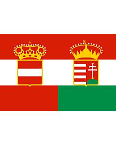 Fahne: Flagge: Handelsflagge