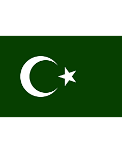 Fahne: Flagge: Bosnian Muslim
