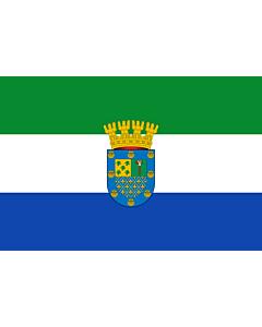 Fahne: Flagge: Peñalolén | Coat of arms of Peñalolén