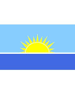 Fahne: Flagge: Riohacha | Riohacha, Colombia