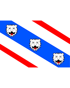 Fahne: Flagge: Albrechtice  Usti nad Orlici | Coat of arms