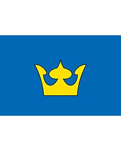 Fahne: Flagge: Brno-Královo pole vlajka | Brno-Královo pole | Městské části Brna-Králova pole