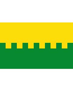 Fahne: Flagge: Saue | Saue town, Estonia