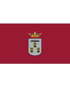 Fahne: Flagge: Albacete-Bandera | Ciudad de Albacete, en Albacete  España