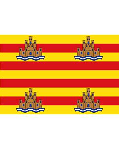 Fahne: Flagge: Ibiza