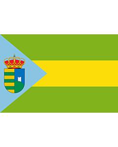 Fahne: Flagge: Pruna  Sevilla | Pruna, Seville, Spain | Pruna, Sevilla, España