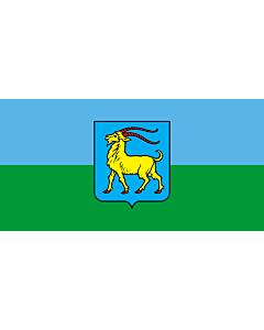 Fahne: Flagge: Gespanschaft Istrien