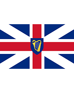 Fahne: Flagge: Commonwealth  1658-1660   Protectorate  Commonwealth of England
