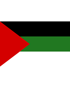 Fahne: Flagge: Arab revolution | Arab revolt of 1917  Hashemites