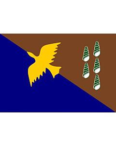 Fahne: Flagge: Manus | Manus, province of Papua New Guinea | Plak bilong Manus, provins bilong Papua Niugini