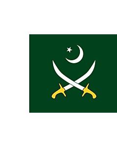 Fahne: Flagge: Pakistani Army   Pakistan Army