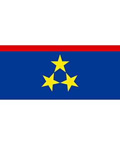 Fahne: Flagge: Vojvodina