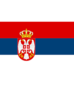 Fahne: Flagge: Serbia state  proposal R-41 | Discussion proposal for colours for the State Flag of Serbia