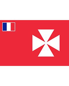 Fahne: Flagge: Uvea