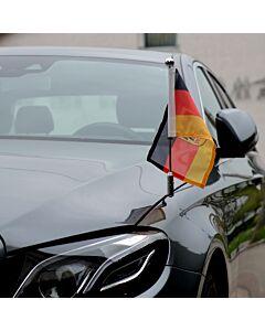 Autoflaggen-Ständer Diplomat-Z-Chrome-MB-W213  für Mercedes-Benz E-Klasse W213 (2016-)